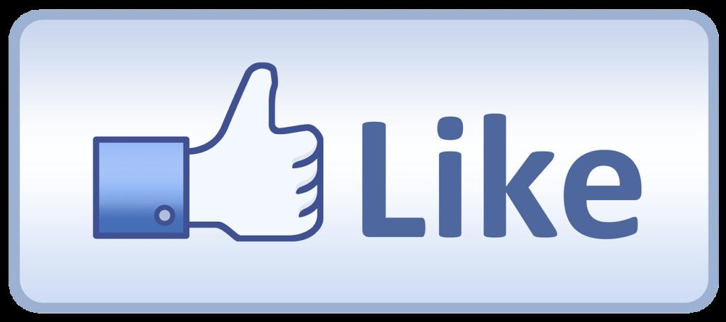 Facebook Like PNG Transparent  PNG Mart