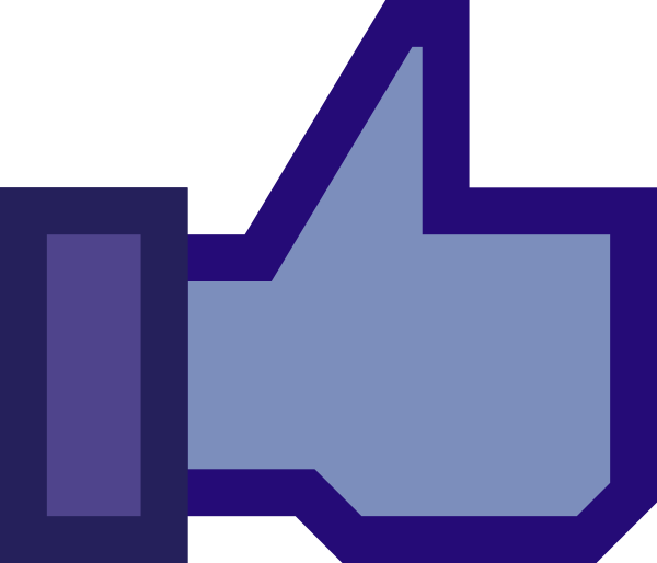 Facebook Like Icon Png  ClipArt Best