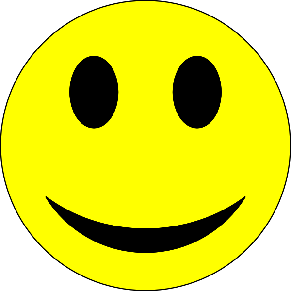 Moving Smiley Faces Clip Art  smiley face clip art  Free
