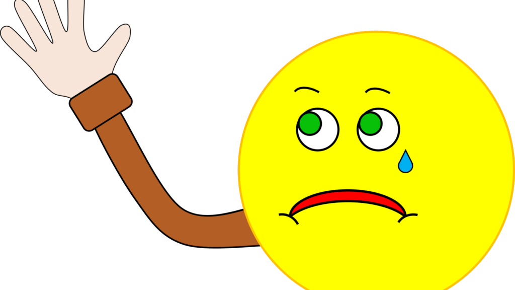 Animated Smiley Faces Waving Goodbye  Smiley Clipart