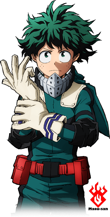 Deku  Anime Rysunki Sztuka anime