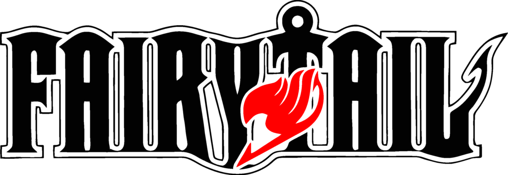 Fairy Tail  Anime Logo Download Vector