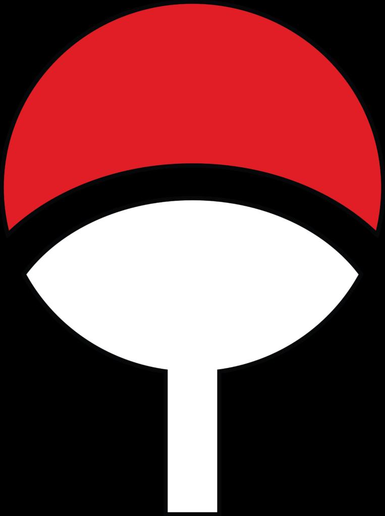 Anime logos  Google Search  Uchiha symbol Naruto tattoo