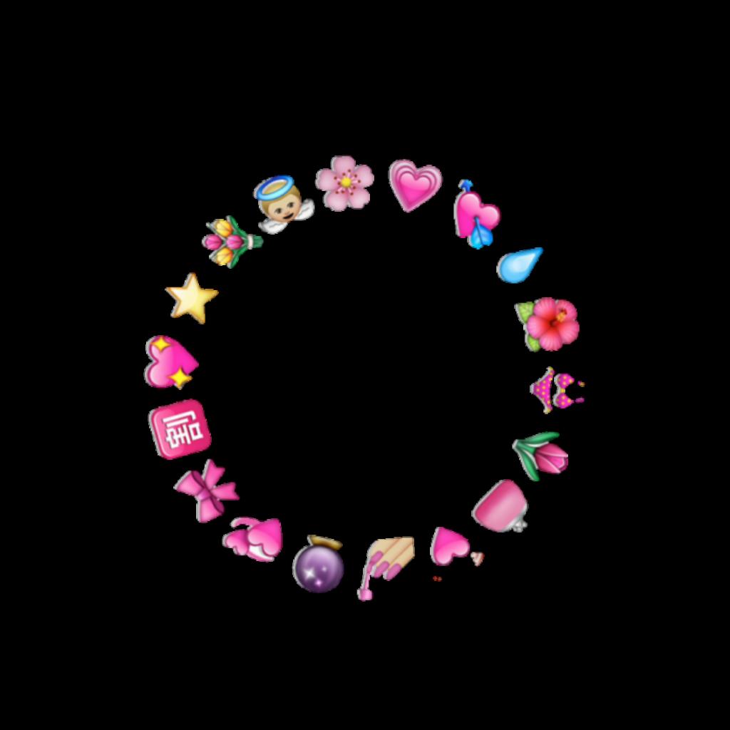 heart hearts heartemoji emoji circle freetouse cute tum