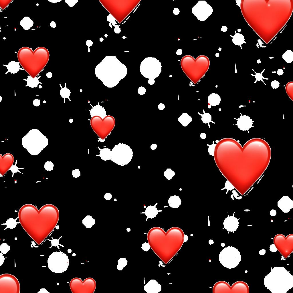 wholesome emoji heart hearts  Sticker by luna