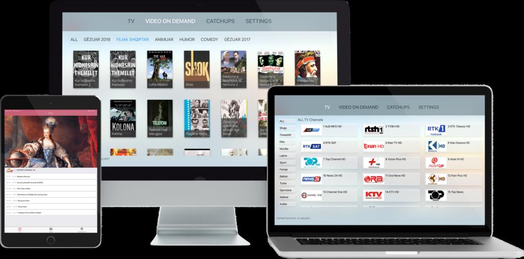 NoraGo a Revolutionary IPTVOTT Application  Setplex