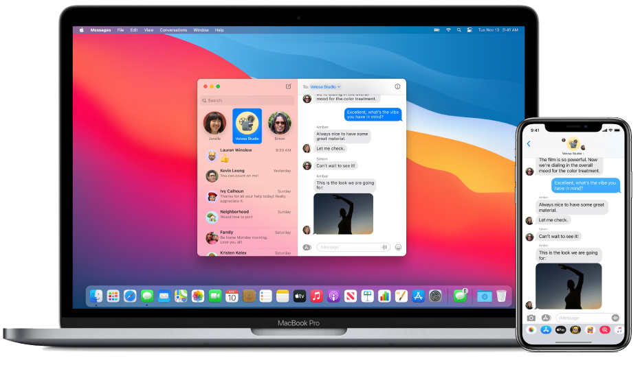 Use Continuity to work across Apple devices  Apple Support