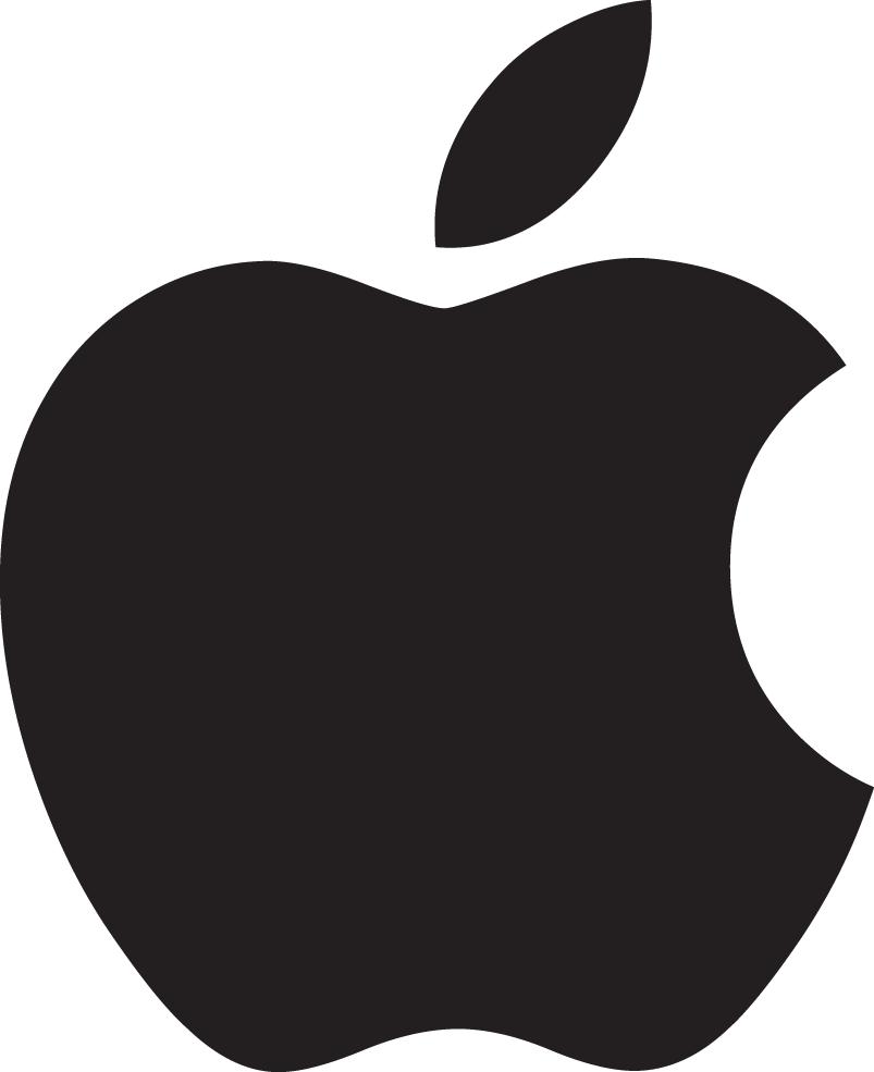 Apple Logo  Free Images at Clkercom  vector clip art