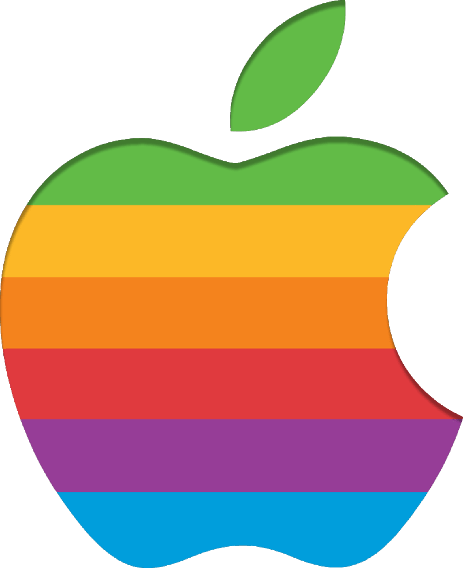 Library of banner freeuse stock of apple brand png files ... - Apple Logo ClipArt