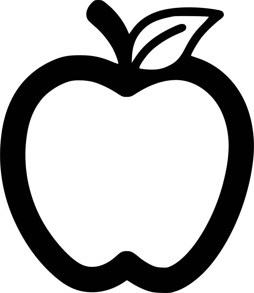 Apple Svg Png Icon Free Download 563815