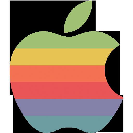 Image  Rainbowapplelogoiconpng  ICHC Channel Wikia
