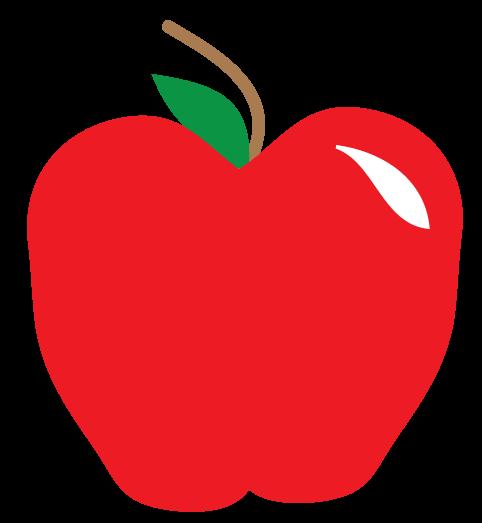 School Apple Clip Art  ClipArt Best