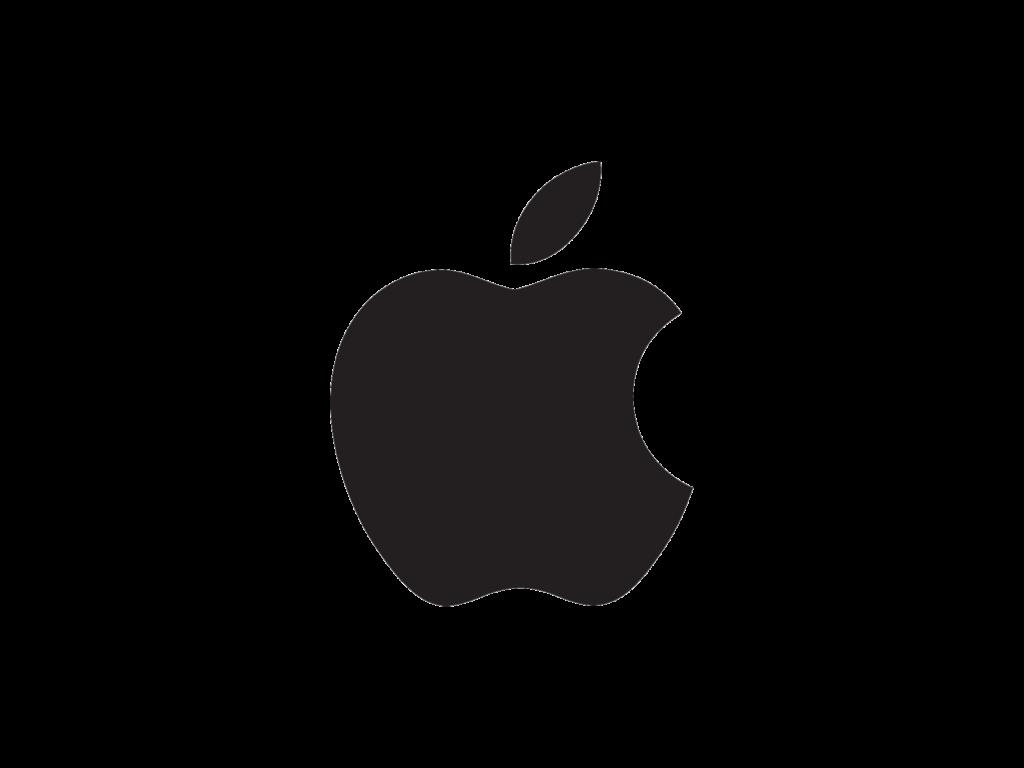 Apple logo  Stiker Gambar Desain