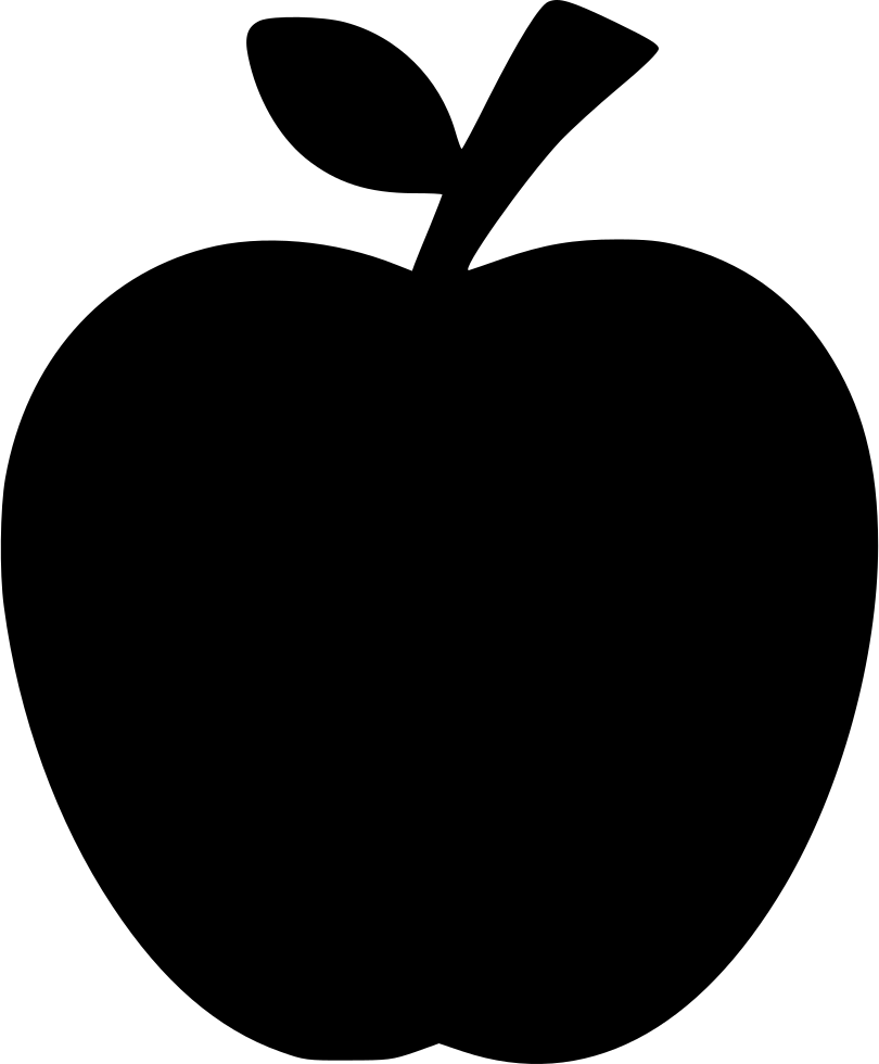 Apple Svg Png Icon Free Download 553158