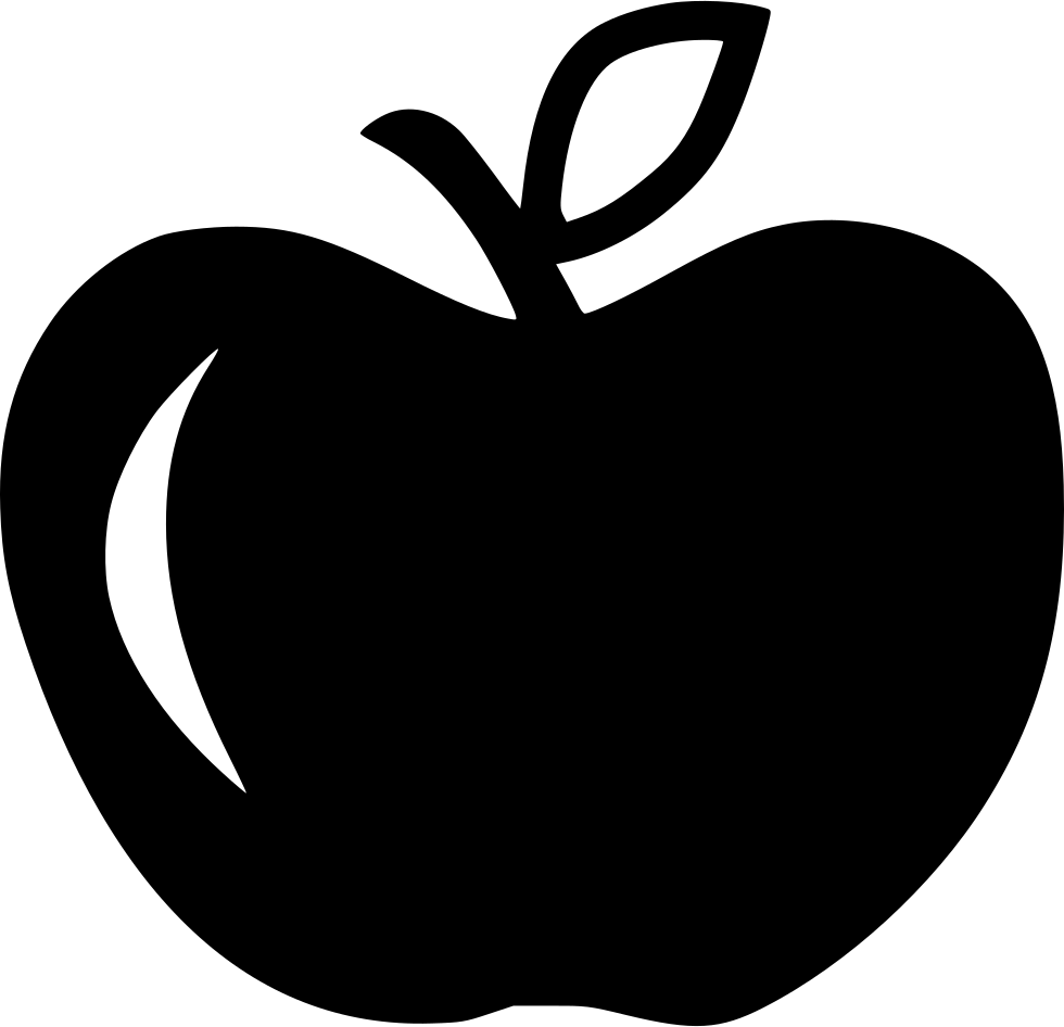 Apple Svg Png Icon Free Download 534100