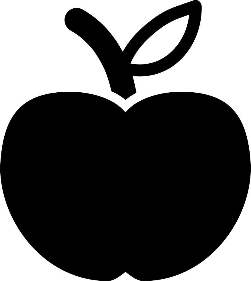 Apple Fruit Svg Png Icon Free Download 39976