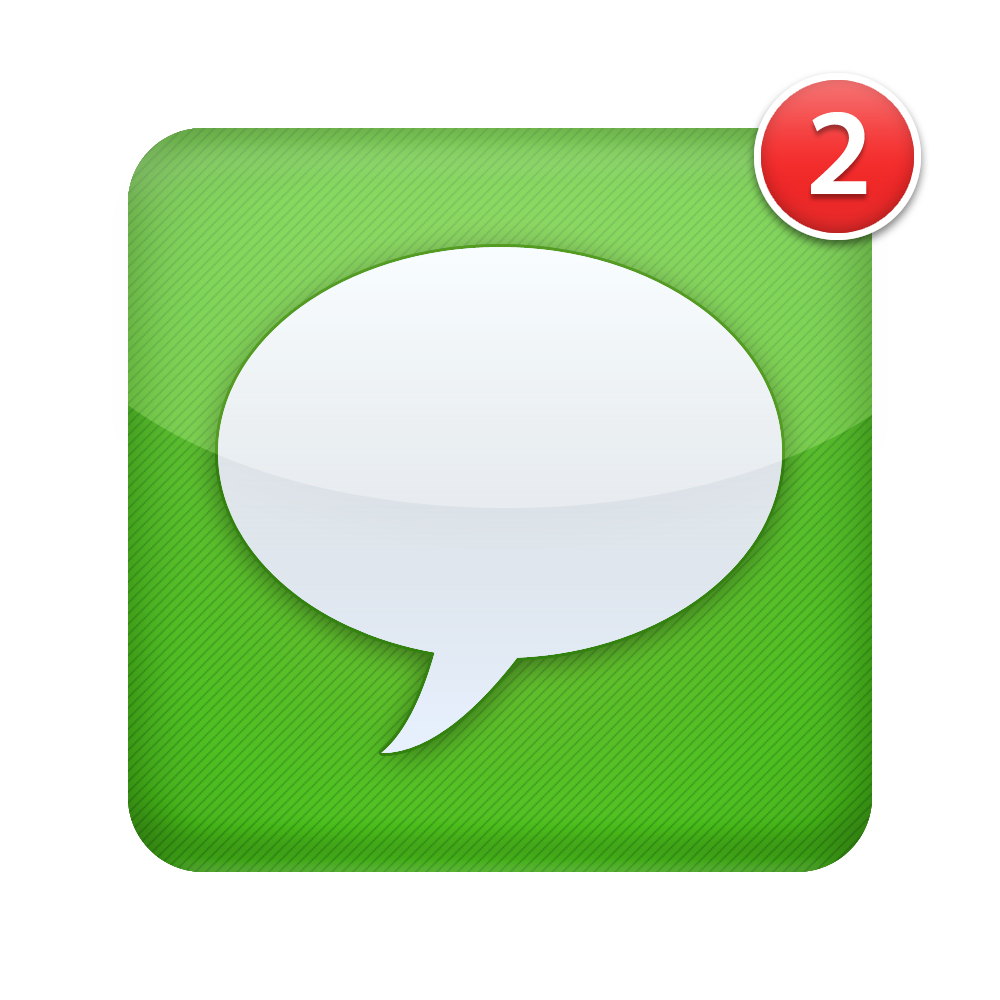 13 IMessage App Icons Images  Apple Message Icon