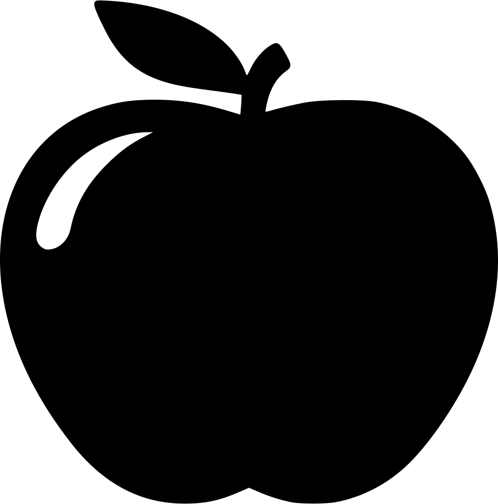 Apple Svg Png Icon Free Download 483459