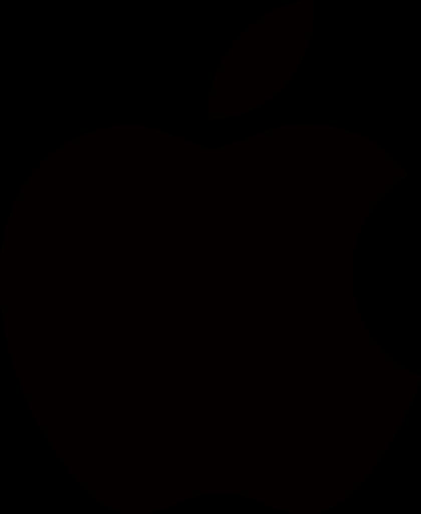 Apple Logo Apple Computer Download Vector  Apple logo