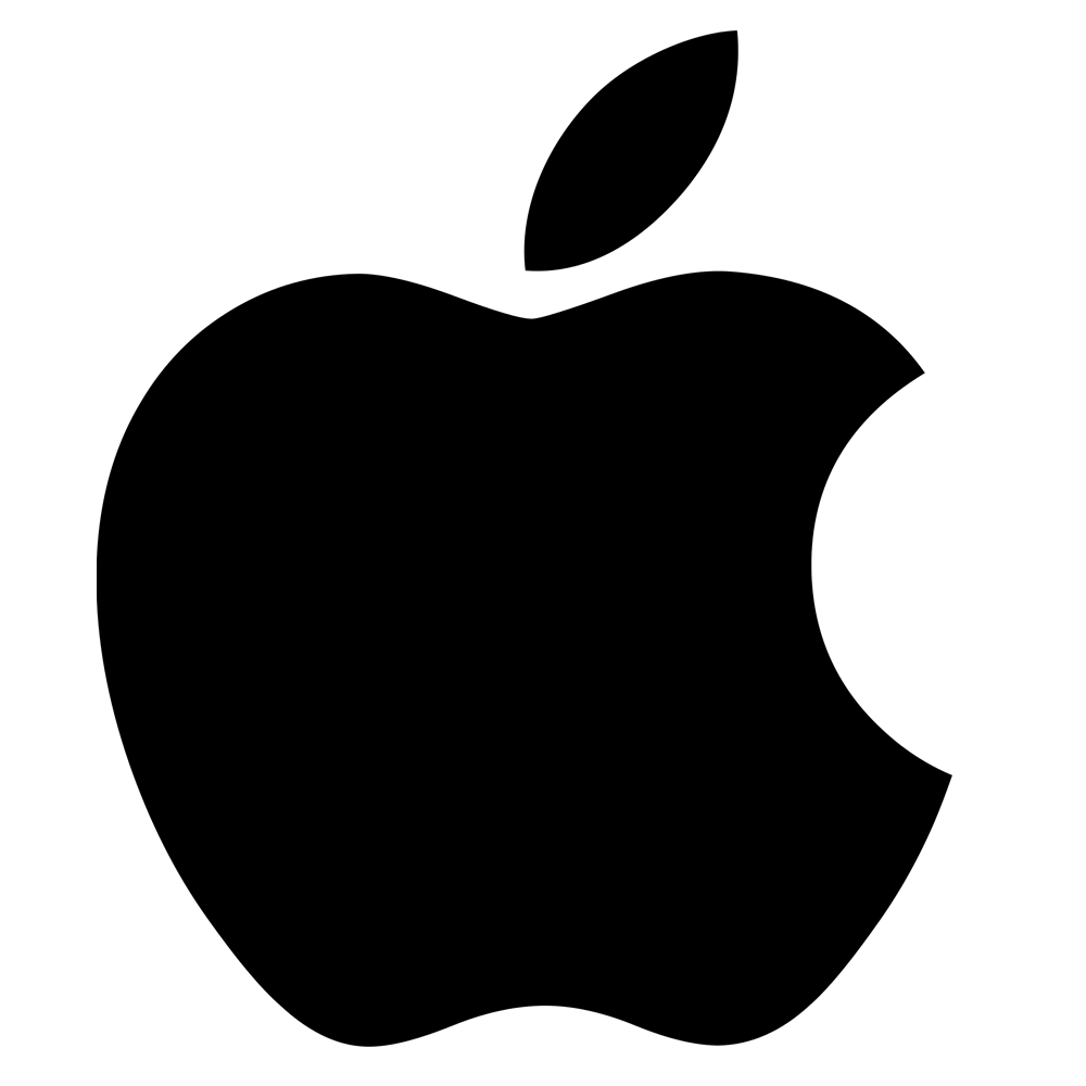 AppleLogoblackpngtransparent  Cal Mart Napa Valley
