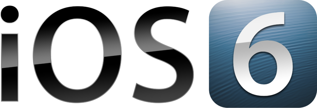 iOS 6 Logo PSD  PNG by theIntensePlayer on DeviantArt