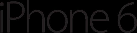 FileiPhone 6 Logosvg  Wikimedia Commons