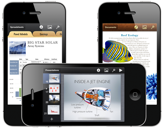 Technology News Apple provide iWork package users of