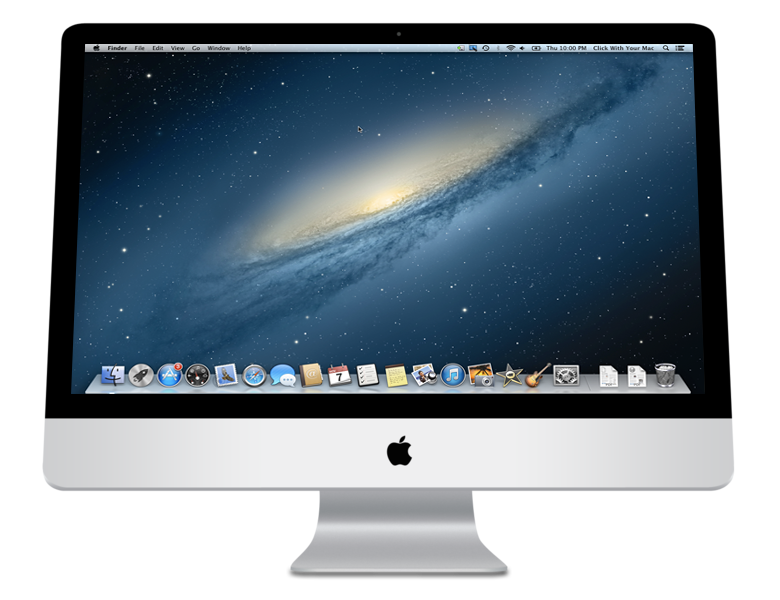 What Is The Mac Desktop  Make Sense of the Mac OS X