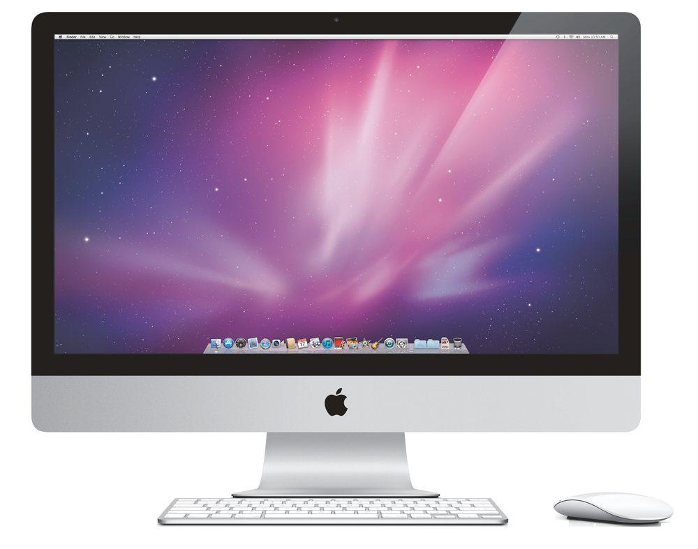 Computer Purchases  Mac desktop Imac
