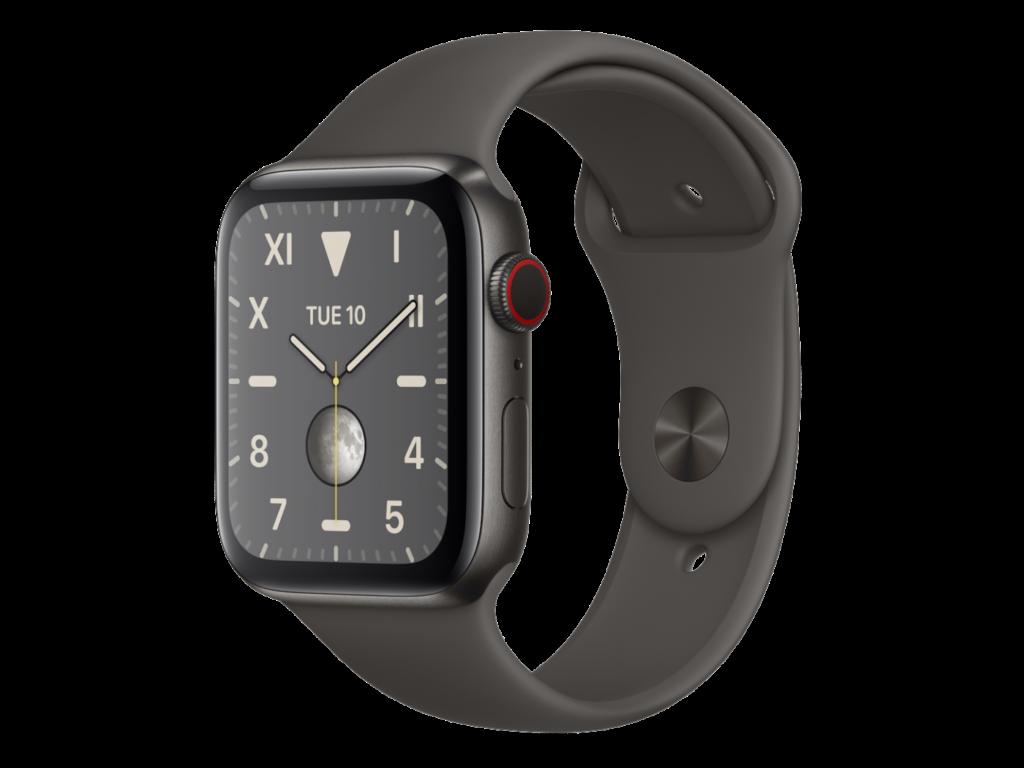 Apple Watch Series 5 GPSCellular Smartwatch