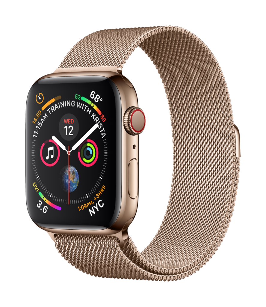 US399 Apple Watch Series 4 Has a 30 Larger Display