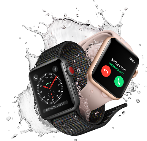 Apple Watch calling time on traditional watch industry