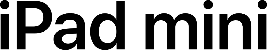 FichierIPad Mini logo 2019svg  Wikipédia