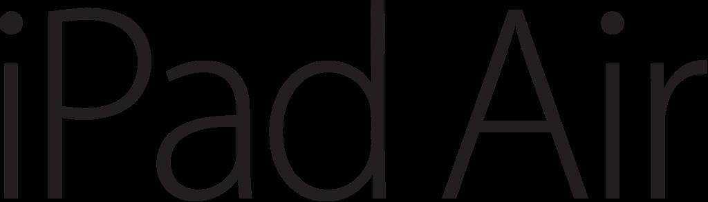 FileApple iPad Air Logosvg  Wikimedia Commons