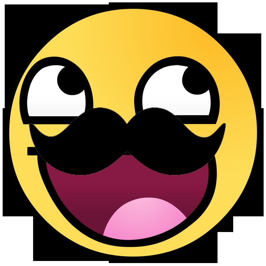 Awesome  Moustache by IAmACrazyBoyEditions on DeviantArt