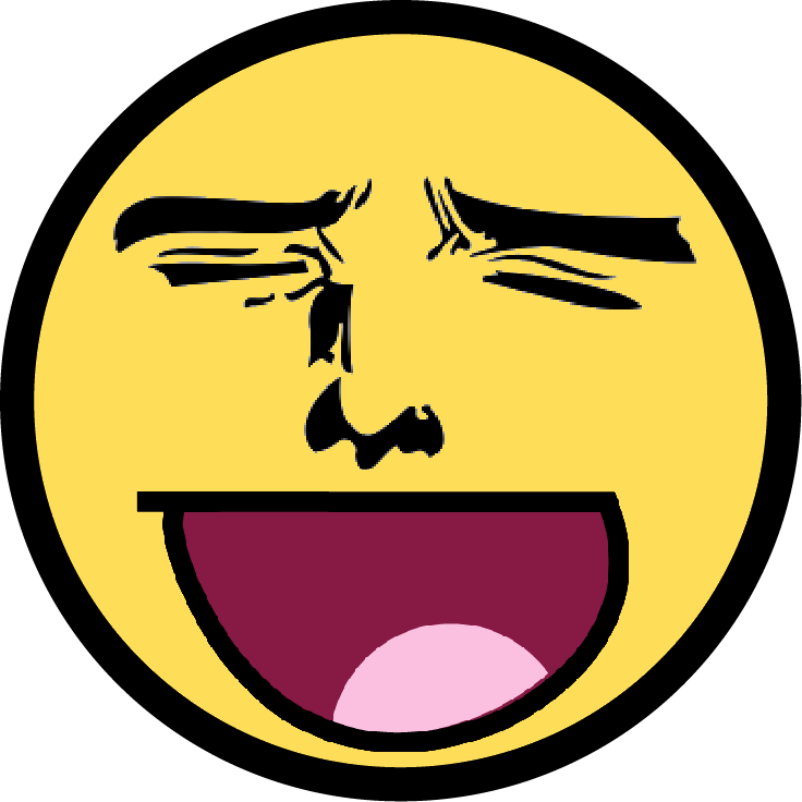 Mad Face Png  Anime Meme Face Png Clipart  Full Size