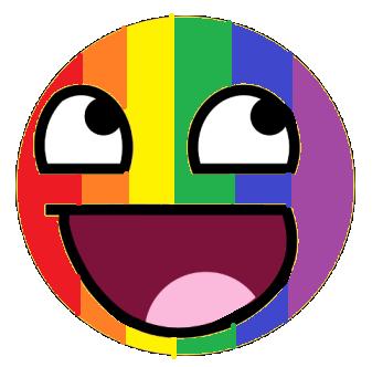 Transparent Awesome Face Photo by Legodude700  Photobucket
