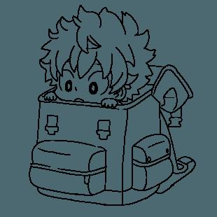 Baby deku AnimeFan408  Illustrations ART street
