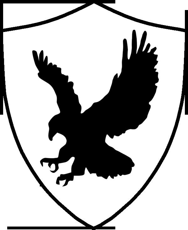 Bald Eagle Stencil Silhouette Clip art  eagle png
