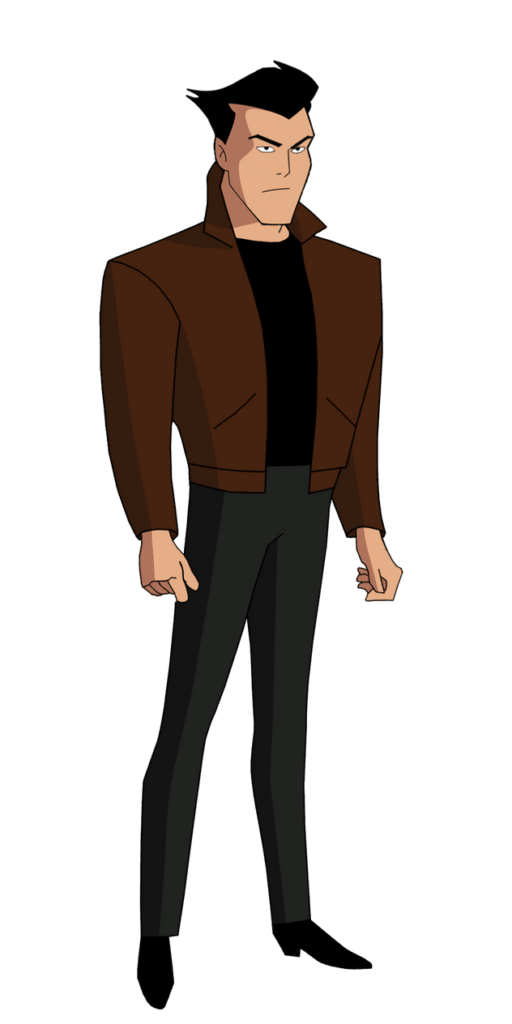 Batman TAS Jason Todd by TheRealFB1 by TheRealFB1 on