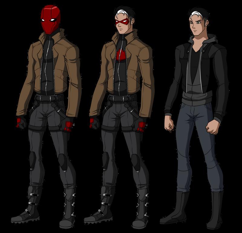 YJ Red Hood Jason Todd by AnnJoanne on DeviantArt in 2020