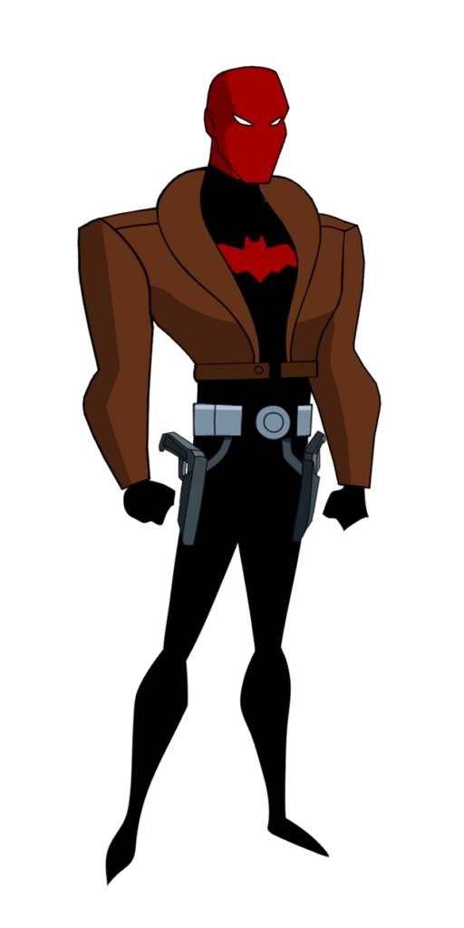 Batman TAS Red Hood Jason Todd by TheRealFB1 by