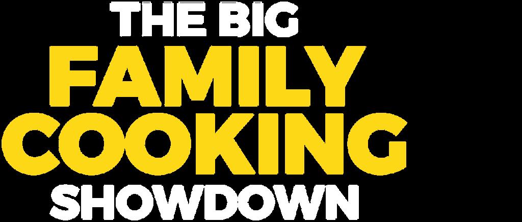 The Big Family Cooking Showdown  Netflix
