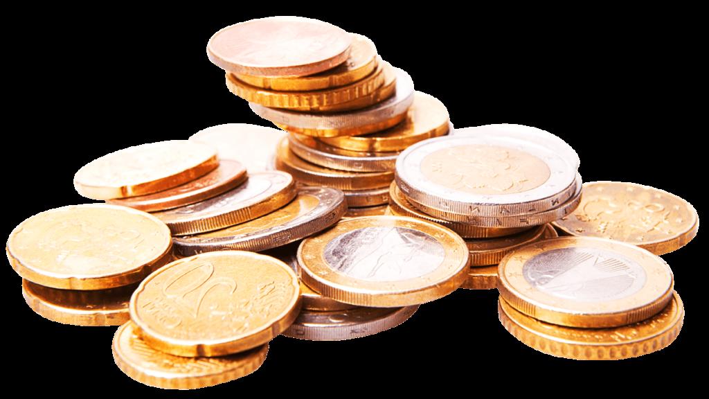 Coin clipart euro money Coin euro money Transparent FREE
