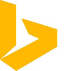 13 Bing Logo Icon Images  Microsoft Bing Logo Icon New