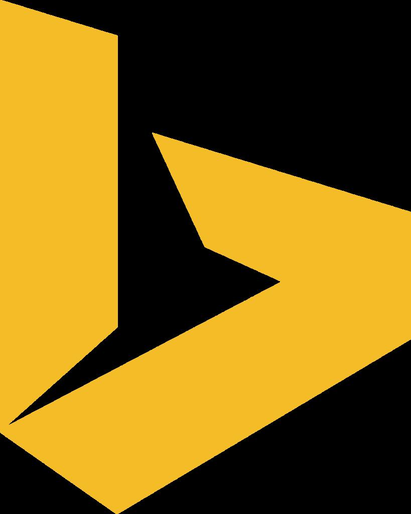 Bing Logo PNG Transparent  SVG Vector  Freebie Supply