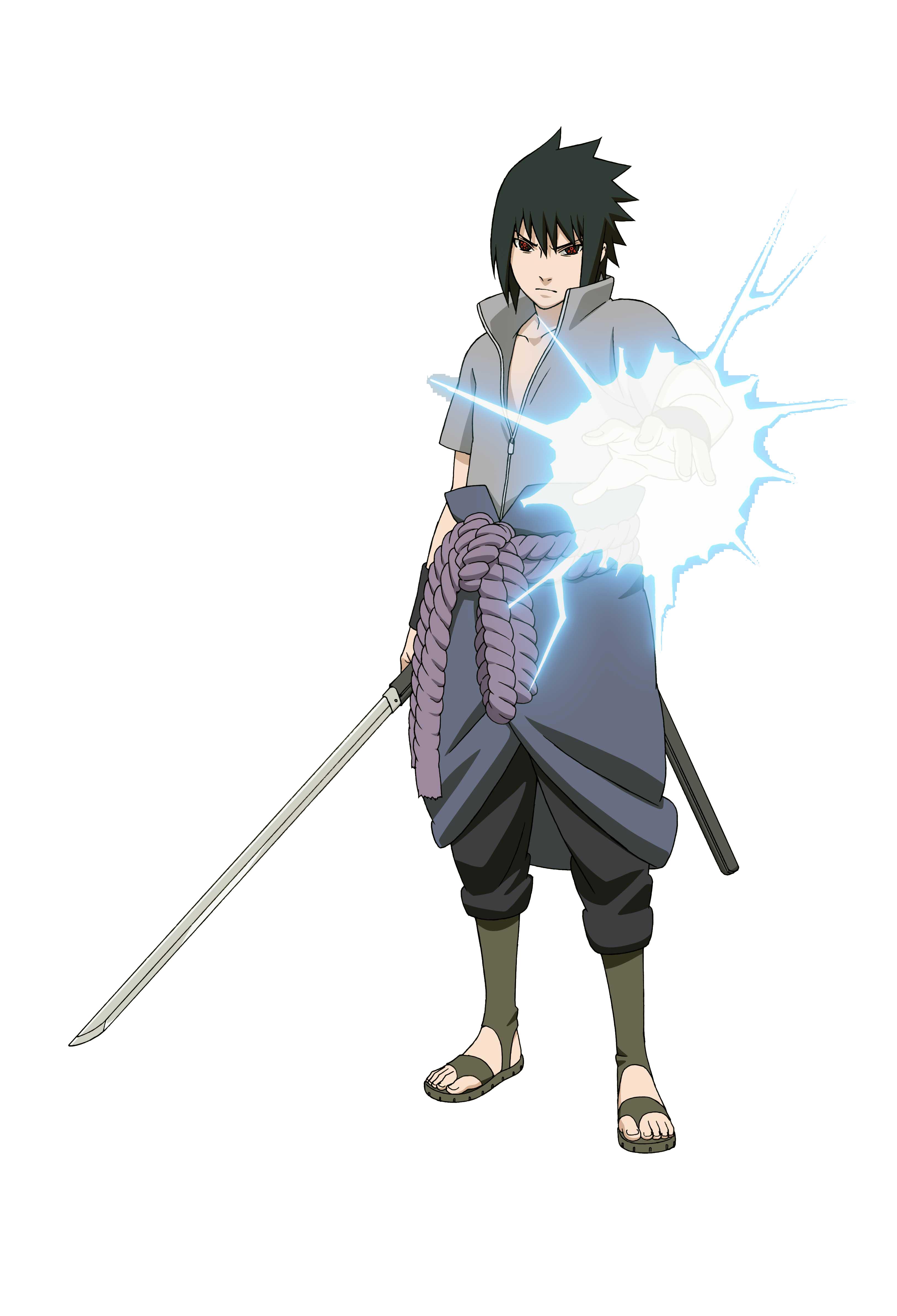 Best Sasuke Outfit? - Black Sasuke