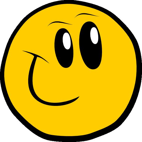Smiley Face Clip Art Animated  Clipartsco
