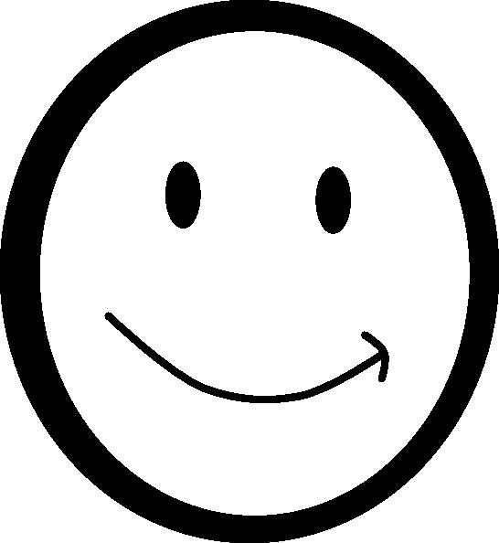 Smiley Face Emoticon Clip Art at Clkercom  vector clip