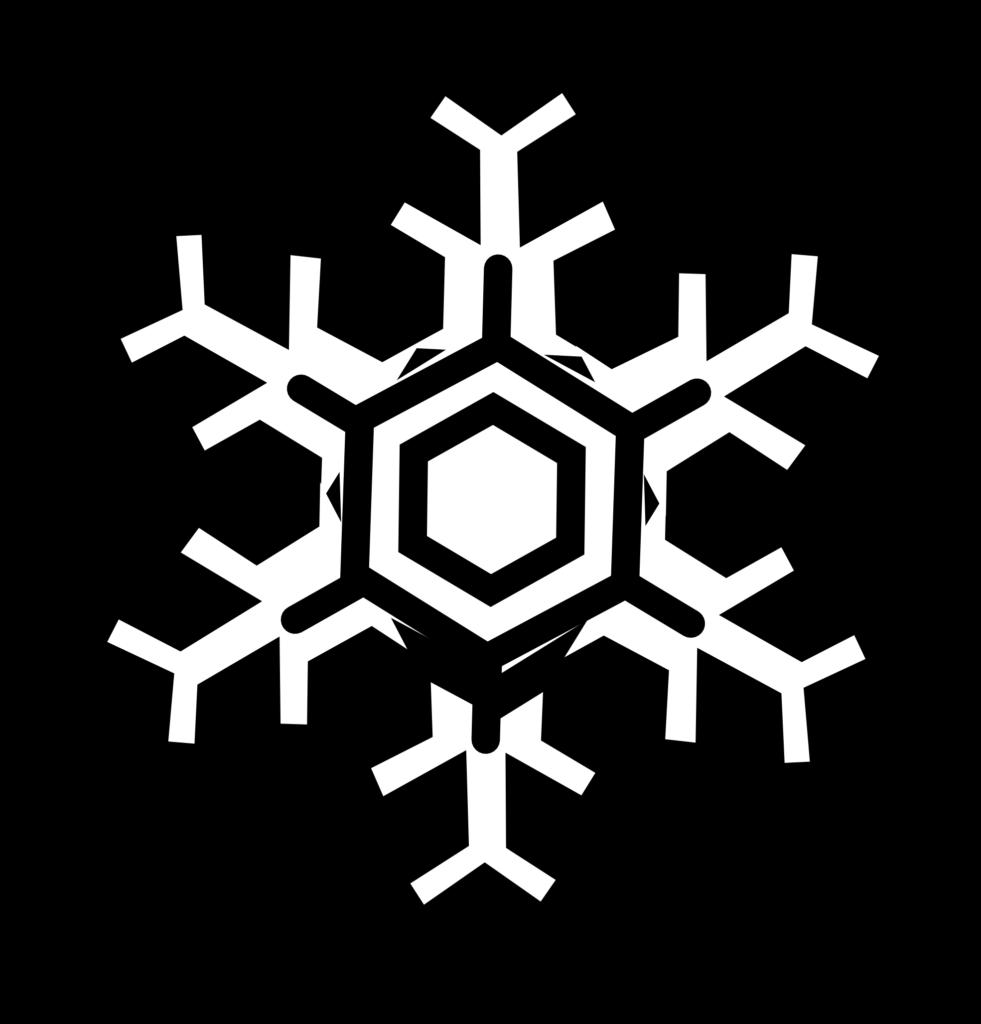 Snowflakes Clipart  ClipArt Best